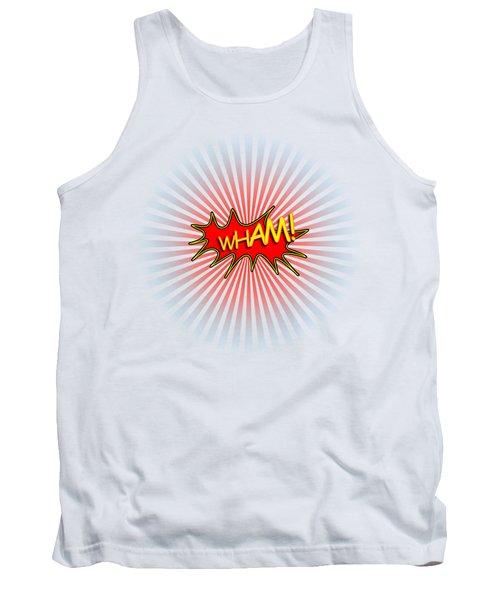 Wham Explosion Tank Top