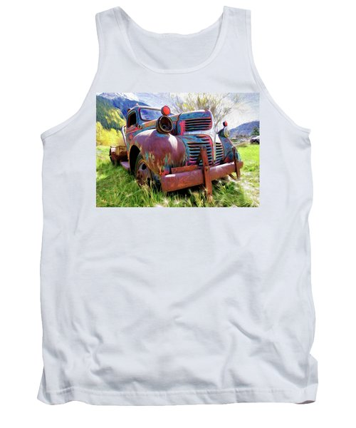 What A Great Time To Retire  Tank Top