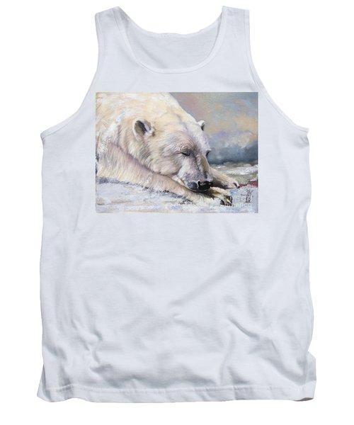 What Do Polar Bears Dream Of Tank Top