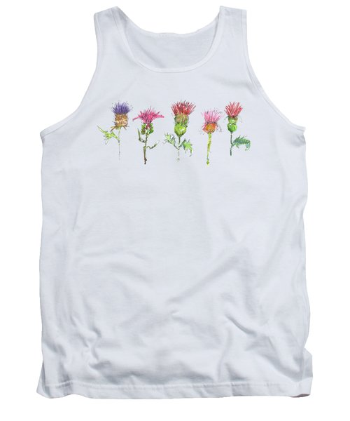 What Is It About A Thistle Fl006 Tank Top