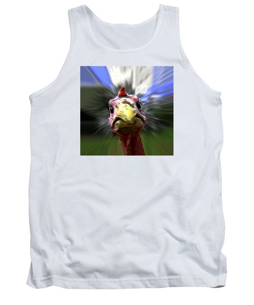 What The Duck Paulie Tank Top