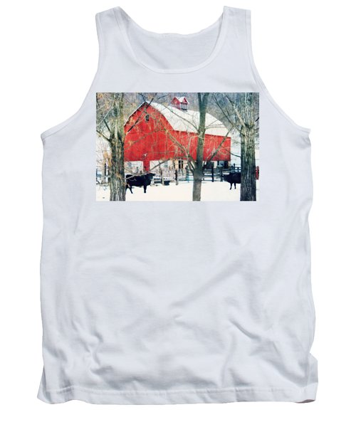 Tank Top featuring the photograph Whatcha Looking At by Julie Hamilton