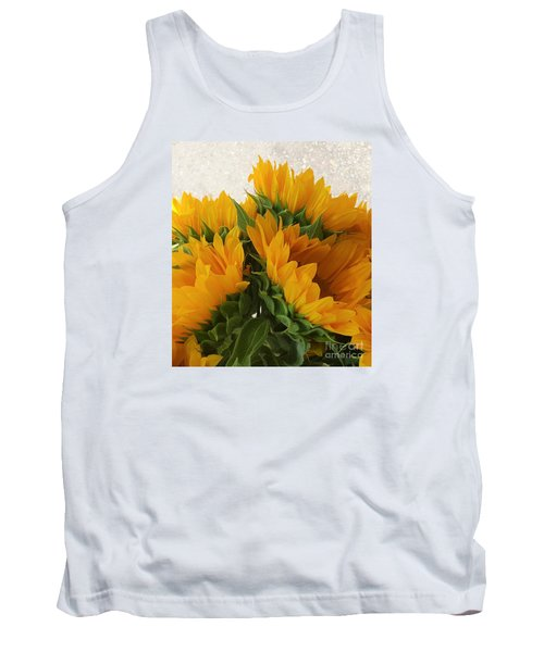 When The Autumn And Winter Meet By Jasna Gopic Tank Top by Jasna Gopic