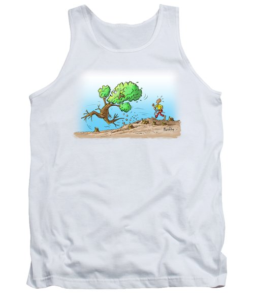 When The Going Gets Tough Tank Top