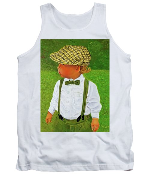 Where Is The First Tee Tank Top