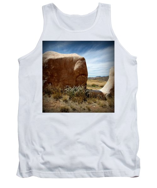 Tank Top featuring the photograph Where Have All The Flowers Gone by Joe Kozlowski