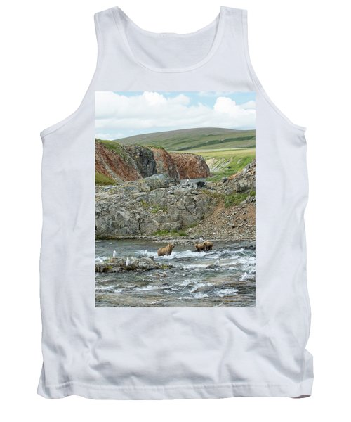 Where The Bears Are  Tank Top