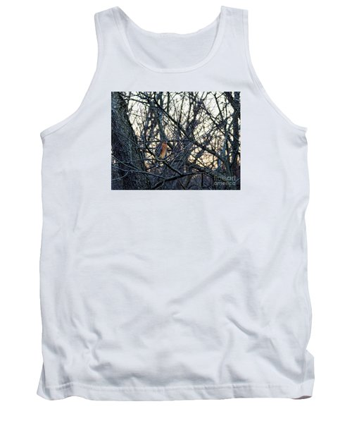 Tank Top featuring the photograph Where The Wild Things Are by Sandy Molinaro