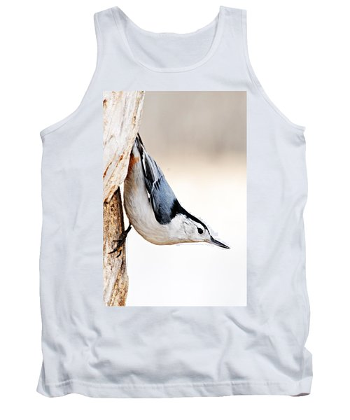 White-breasted Nuthatch Tank Top