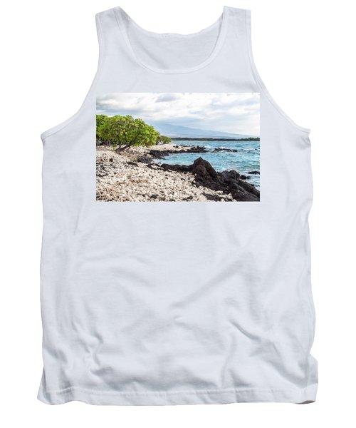 White Coral Coast Tank Top