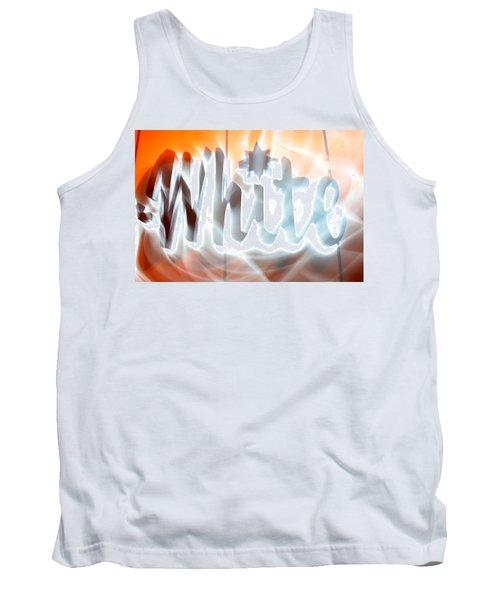 White Hot Tank Top