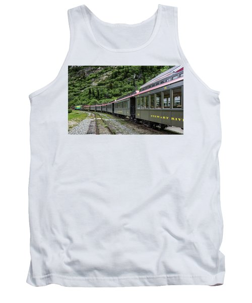 White Pass And Yukon Railway Tank Top