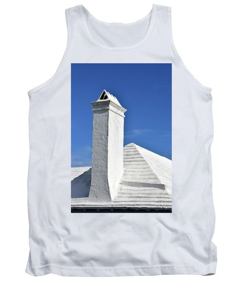 White Roof No. 6-1 Tank Top