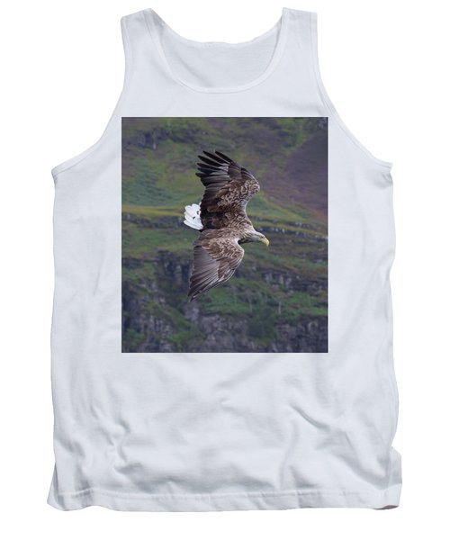 White-tailed Eagle Banks Tank Top