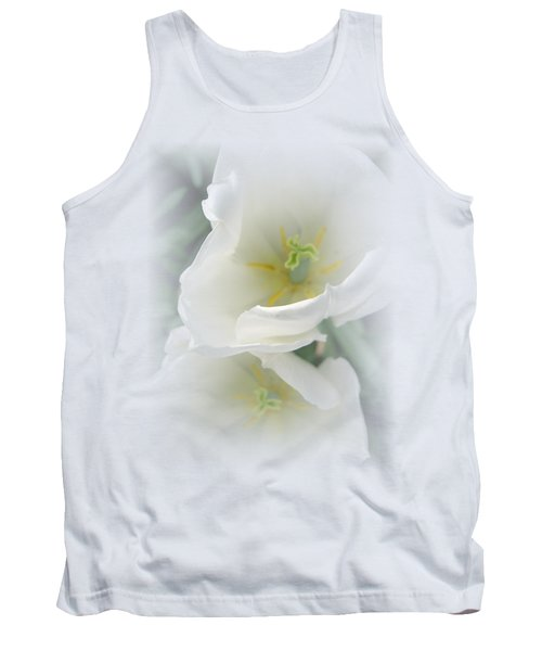 White Tulip Fantasy Tank Top