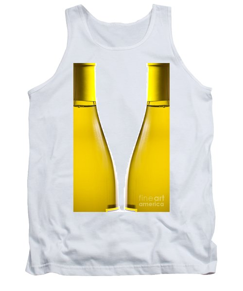 White Wine Tank Top