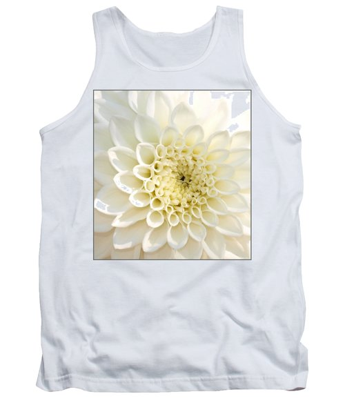 Whiteflow Tank Top