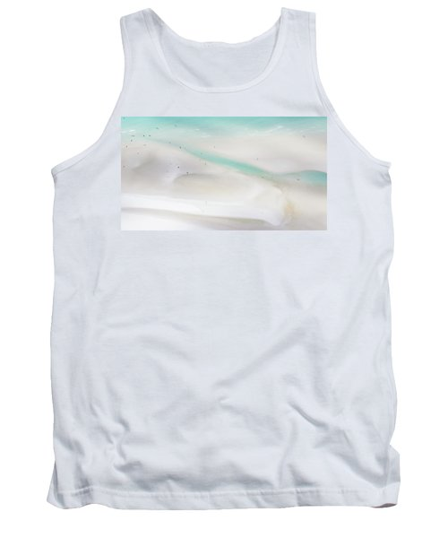 Tank Top featuring the photograph Whitehaven Wanderers by Az Jackson