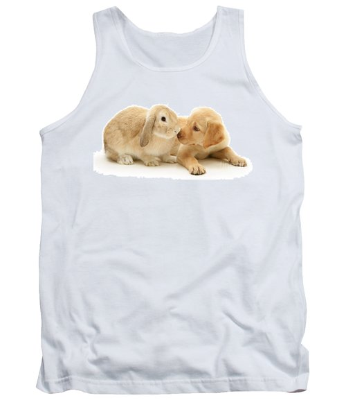 Who Ate All The Carrots Tank Top
