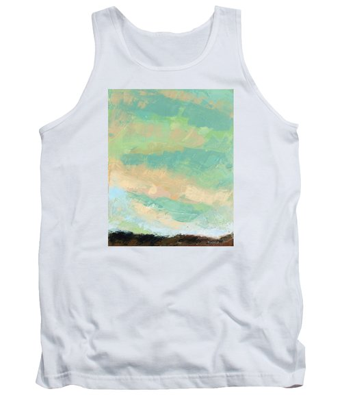 Wholeness Tank Top by Nathan Rhoads