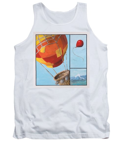 Who's Flying This Thing? Tank Top