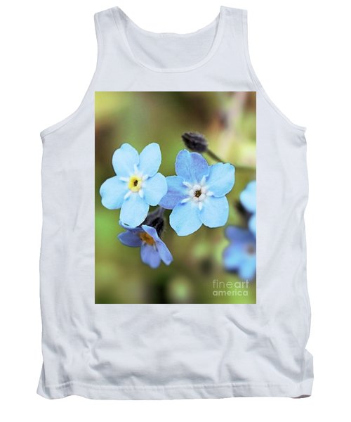wild and Beautiful 4 Tank Top