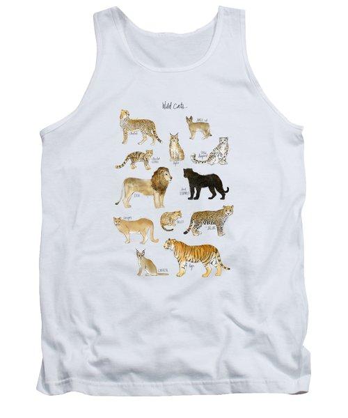 Wild Cats Tank Top