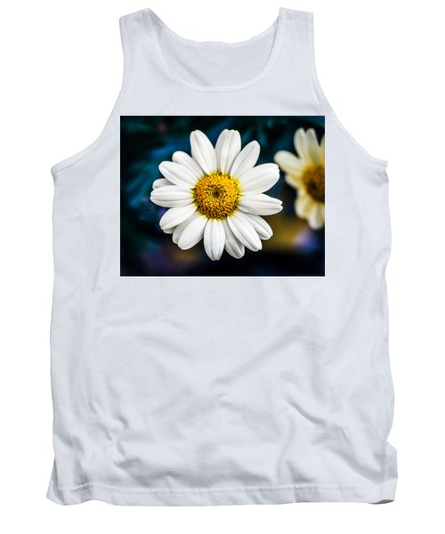 Tank Top featuring the photograph Wild Daisy by Nick Bywater