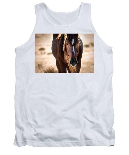 Wild Horse Watching Tank Top