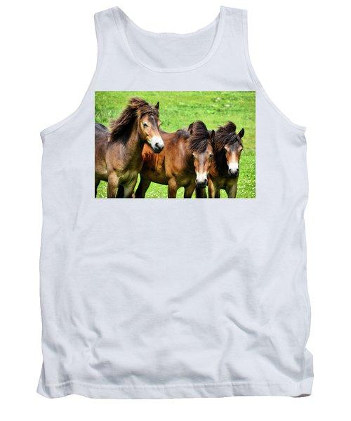 Wild Horses 2 Tank Top