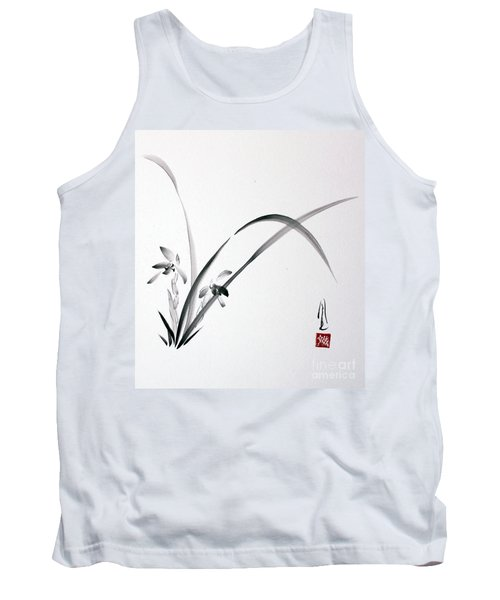 Wild Orchid Tank Top