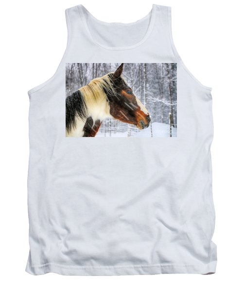 Wild Winter Storm Tank Top
