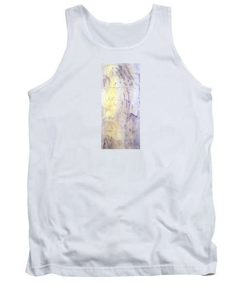 Wilderness Calligraphy - Aspen Tree Tank Top