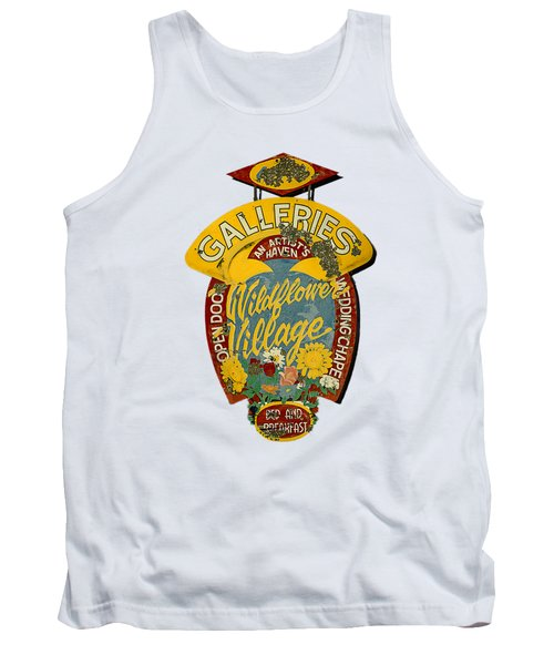 Wildflower Village Tank Top