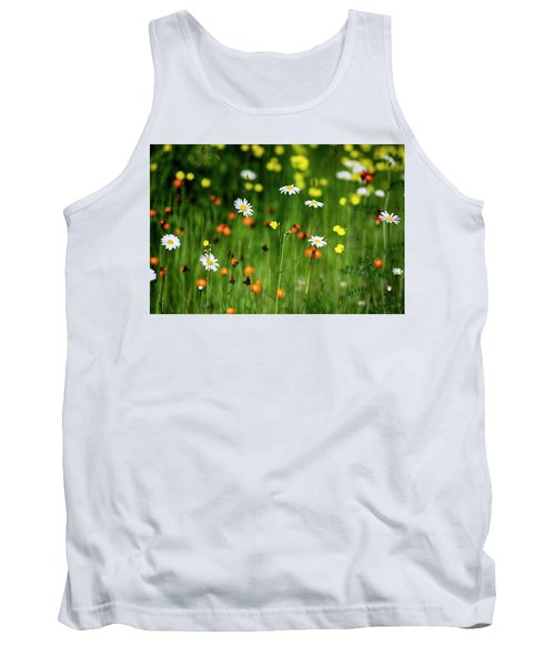 Wildflowers2 Tank Top