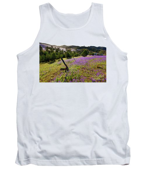 Willow Springs Station Tank Top by Bill Robinson