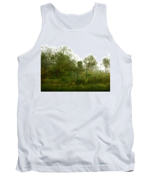 Wind Storm Tank Top by Linde Townsend