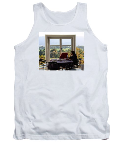 Window To The World Tank Top