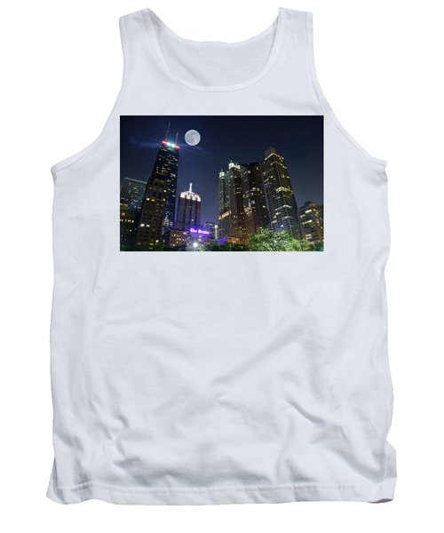 Windy City Tank Top by Frozen in Time Fine Art Photography