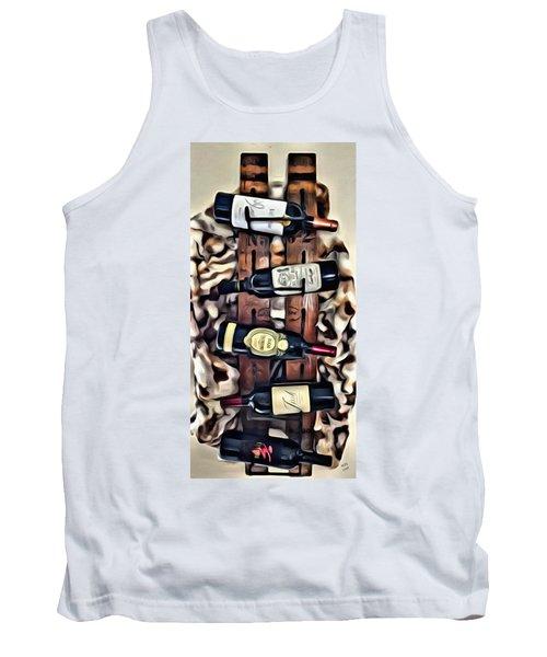 Wine Rack Tank Top