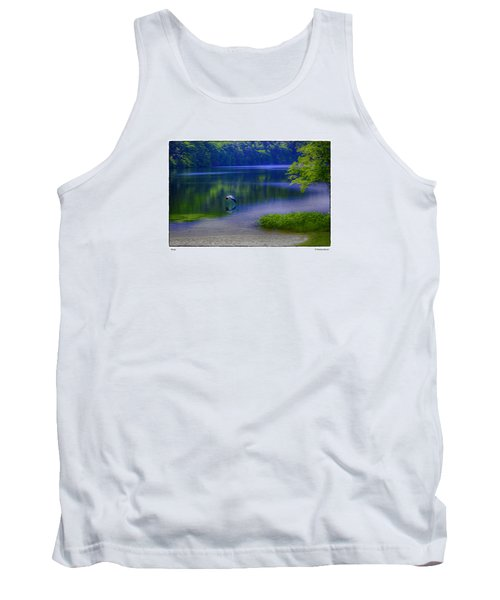 Tank Top featuring the photograph Wings by R Thomas Berner