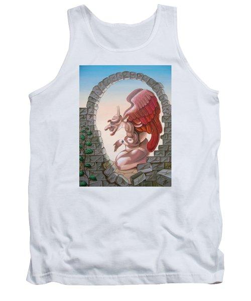 Winston Churchill, Tank Top