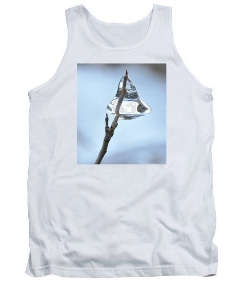 Tank Top featuring the photograph Christmas Bells by Glenn Gordon
