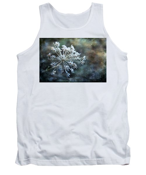 Winter Flower Tank Top