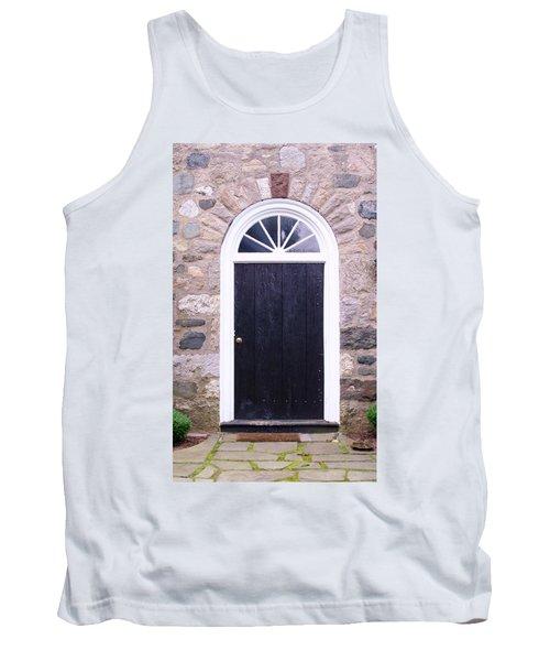 Winter House Door Tank Top
