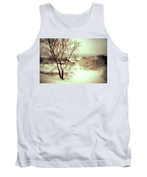 Winter Loneliness Tank Top