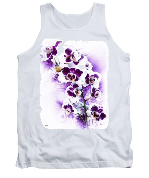 Winter Orchid Tank Top