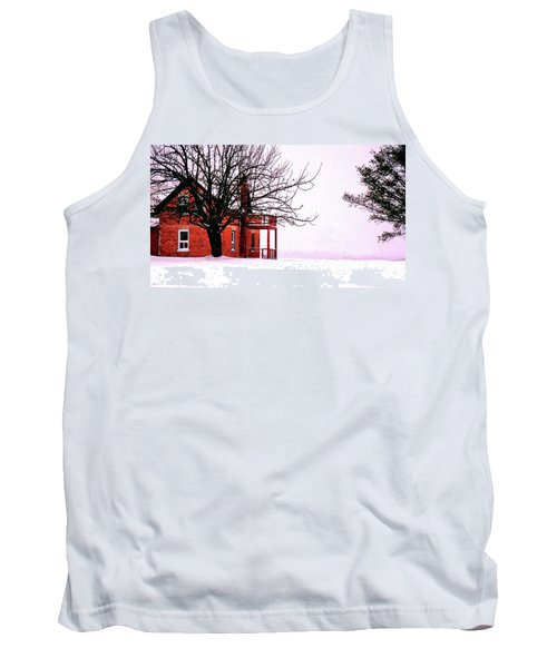 Winter Retreat Tank Top
