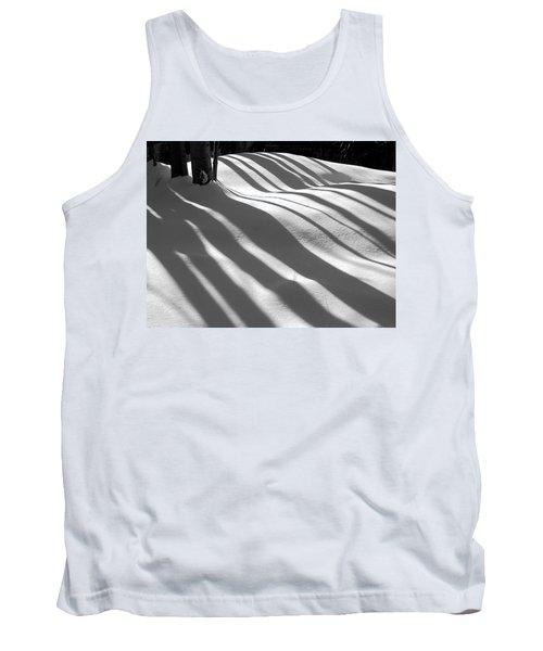 Winter Shadows Tank Top