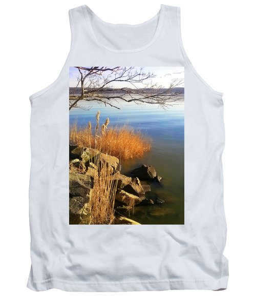 Winter Water Tank Top